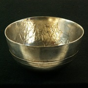 H_a-baker_silvered_bowl_with_leaf_decoration